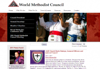 World Methodist Council re-launches Website, Social Media Platforms