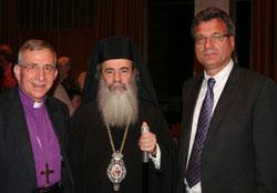 Methodist Liaison Office opens in Jerusalem