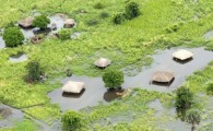 Mozambique flood continues to affect Nazarene families