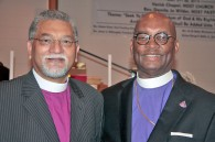 WMC General Secretary brings Greetings to AME-Zion Conference
