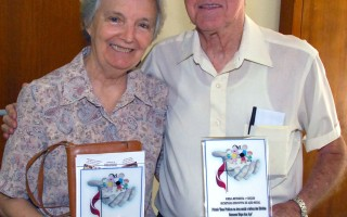 Brazil-based Missionary Couple win World Methodist Peace Award