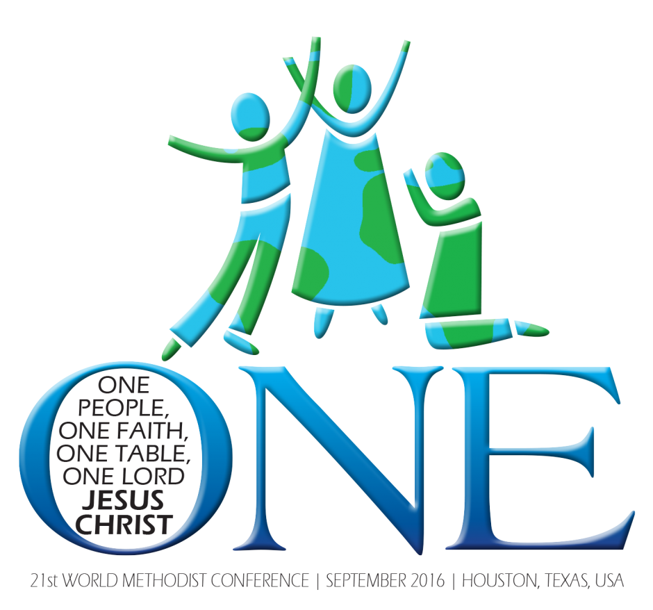 ONE logo PRAISE color 3-d verson 2
