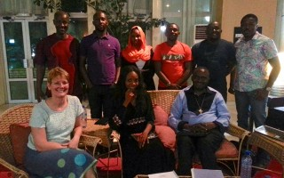 World Methodist Council Social Justice Committee Chair Visits Nigeria