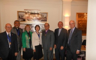 Gillian Kingston named Interim Vice-President of World Methodist Council