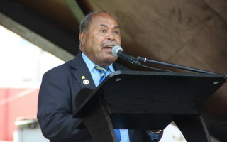 Methodist Church in Fiji President Addresses Ecumenical Deliberative Forum