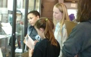 Young Methodist-Wesleyan Visitors Increase at World Methodist Museum