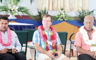 Samoan Head of State Brings Greetings to MCCP