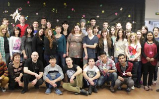 "Eurasian UMC Youth Forum ""Lights it Up!"""
