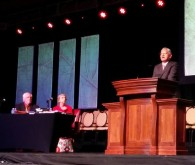 WMC General Secretary Speaks at UMC Texas Annual Conference