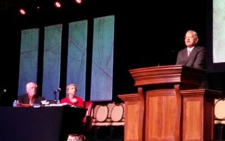 WMC General Secretary Speaks at UMC Texas Annual Conference