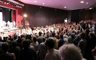 The Methodist Church in Britain Holds 2015 Conference