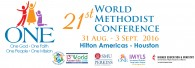 2016 World Methodist Conference Update