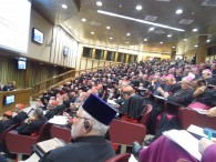 MEOR Director Attends General Synod of Bishops at Vatican