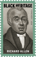 U.S. Postal Service to Release Stamp Honoring AME Church Founder