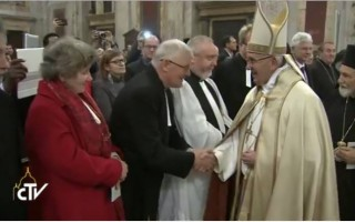 Methodist Ecumenical Office Rome Director Reflects on The Week of Prayer for Christian Unity 2016
