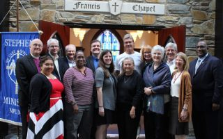 United Methodists & Episcopalians Meet For Dialogue