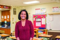 Jahana Hayes (CME) Honored as 2016 (U.S.A.) National Teacher of the Year
