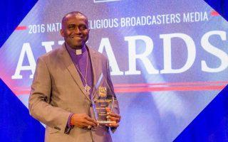 Bishop Sundy Onuoha honored with prestigious NRB international award