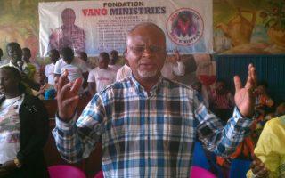Church celebrates Congo dissident's release