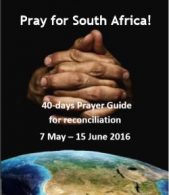 SACC calls for 40 days of prayer for SA, reconciliation