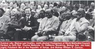 Memories of Past World Methodist Conferences