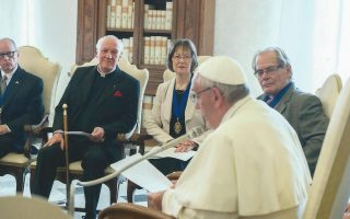 Pope Urges Methodists to Disseminate Dialogue Results