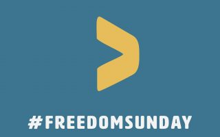 Freedom Sunday is October 16 – End human trafficking