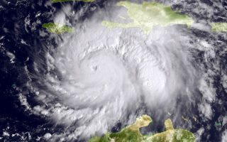 Churches Mobilize for Recovery Following Hurricane Matthew
