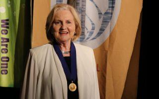 Jo Anne Lyon Named 2015 World Methodist Peace Award Recipient
