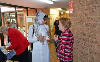 Interfaith September – Tough Questions Over Strong Coffee