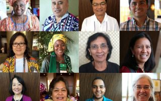 ONE People at the World Methodist Conference
