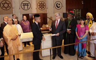 WMC General Secretary Signs COP 22 Interfaith Climate Statement