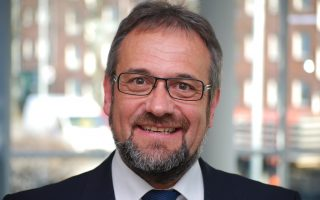 Harald Rückert Elected Incoming Bishop for Germany Central Conference of the UMC