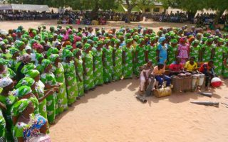 United Methodists Create New Conference in Nigeria