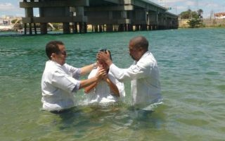 Baptisms in the Brazil District of the AME Church