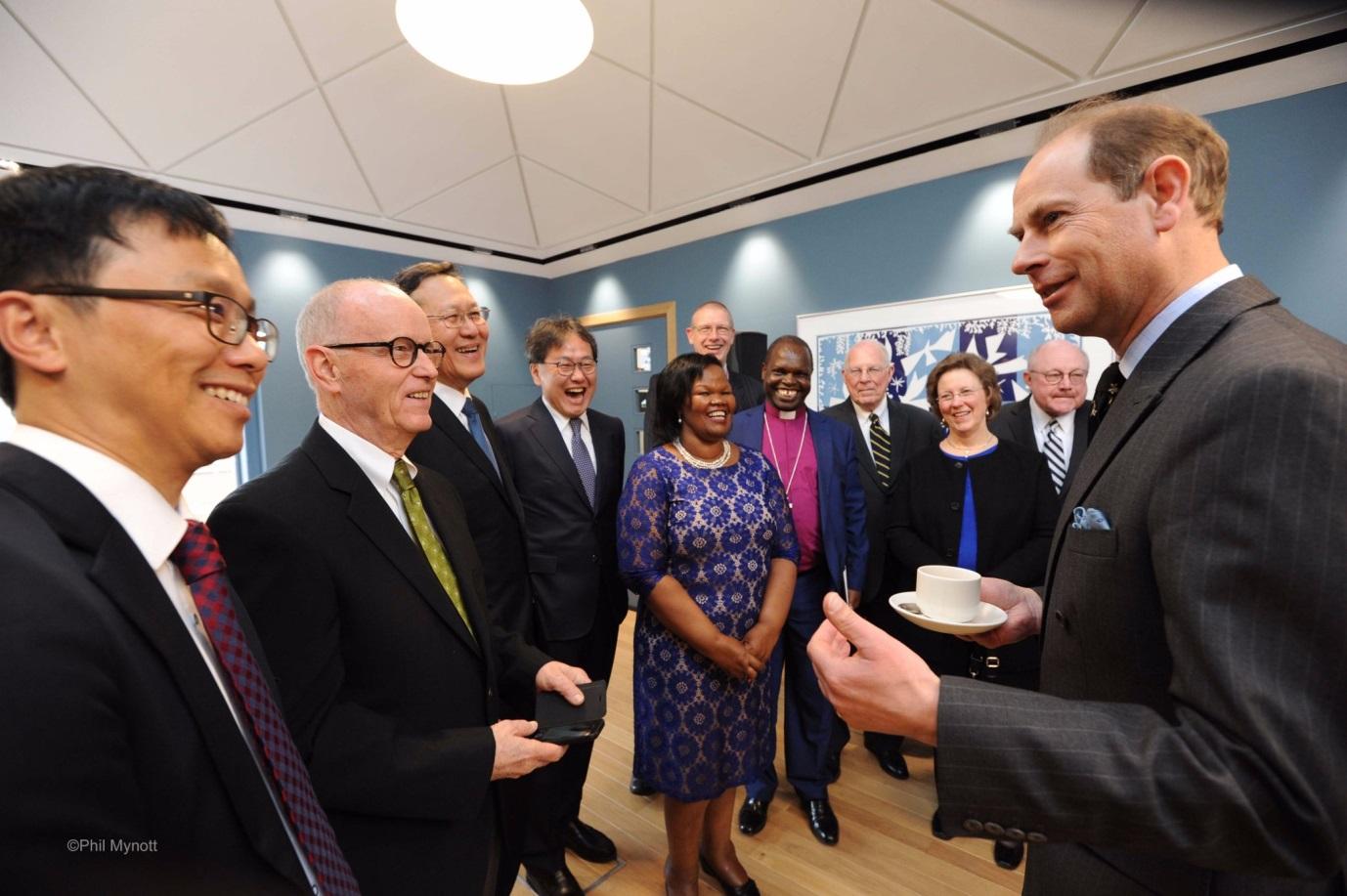 Wesley house cambridge dedicates refurbished facilities for Wesley house