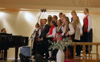UMC Connectional Table Celebrates Norway's Big Day