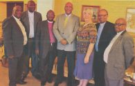 Delegation from The Methodist Church of Southern Africa Visits Lesotho