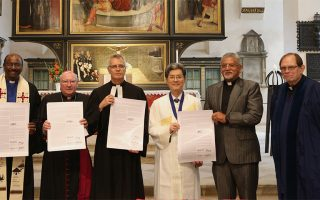 Reformed Churches Adopt Joint Declaration on the Doctrine of Justification