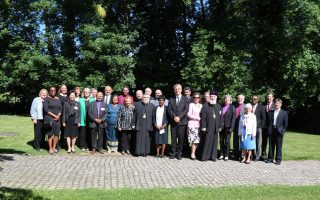 Geneva Secretary Attends WCC Executive Committee