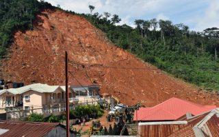 Sierra Leone, DRC Churches Respond Following Catastrophic Landslides