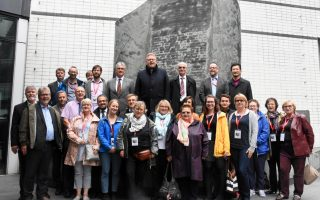 European Methodist Council Meets