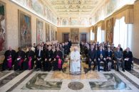 WMC Celebrates 50 Years of Methodist-Catholic Dialogue, Meets with Pope Francis