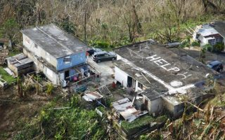 Maria's Wreckage Slows Relief to Puerto Rico
