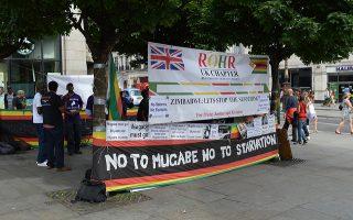 Zimbabwe Churches Respond to Political Crisis
