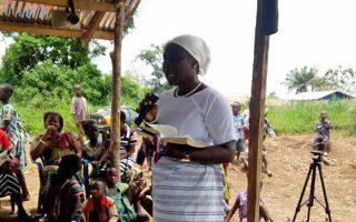 Ghana Women's Ministry Starts New Church