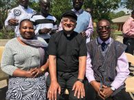 General Secretary Visit to Johannesburg