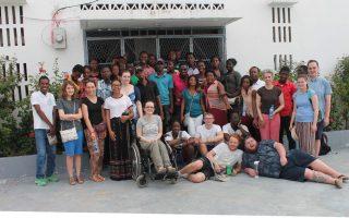 An Encounter in Haiti