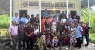 Chuuk Nazarenes dedicate new building
