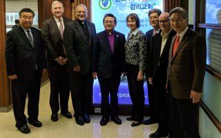 WMC Officers Visit Korea, Prepare for 2018 Council Meeting